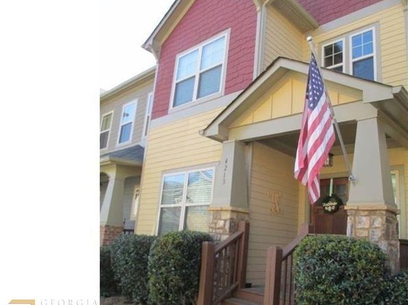 3 bed 3 bath Condo at 4215 Mastic Pointe Acworth, GA, 30101 is for sale at 190k - google static map