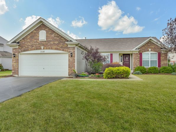 3 bed 2 bath Single Family at 2481 Catalpa Trl Yorkville, IL, 60560 is for sale at 230k - 1 of 23