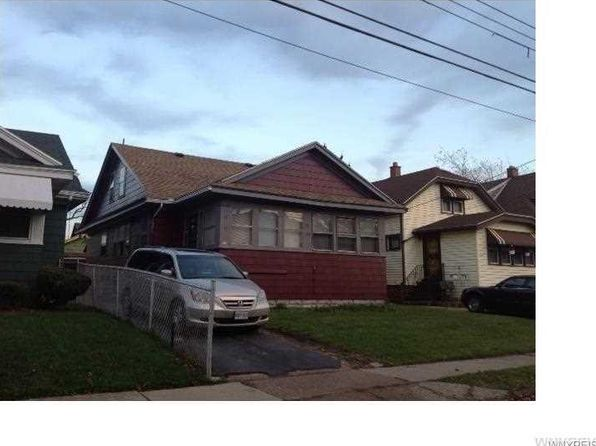 3 bed 1 bath Single Family at 47 Thatcher Ave Buffalo, NY, 14215 is for sale at 60k - google static map