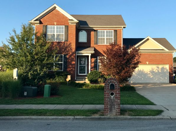 3 bed 4 bath Single Family at 1104 Augusta Dr Lawrenceburg, KY, 40342 is for sale at 216k - google static map