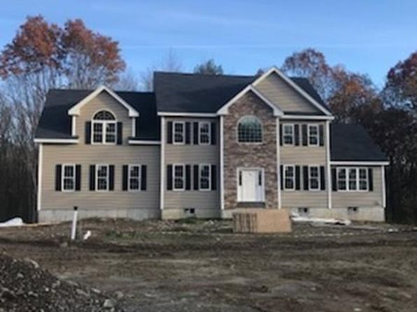 4 bed 3 bath Single Family at 219 Gulf St Shrewsbury, MA, 01545 is for sale at 750k - google static map