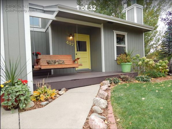 3 bed 2 bath Single Family at 417 Greenvale Dr Fort Collins, CO, 80525 is for sale at 424k - 1 of 31