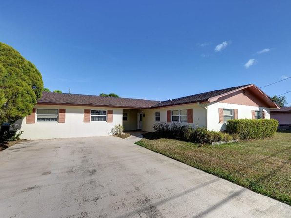 3 bed 2 bath Single Family at 4014 Greenwood Dr Fort Pierce, FL, 34982 is for sale at 169k - 1 of 24