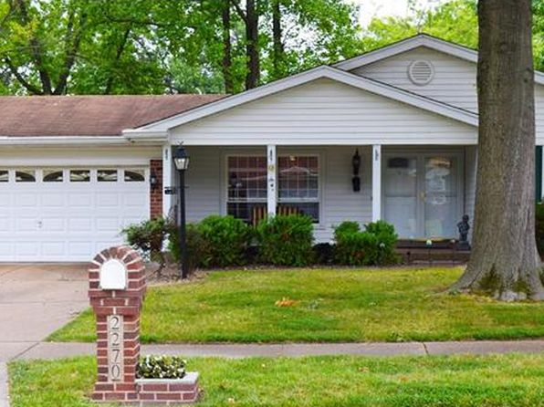 3 bed 2 bath Single Family at 2270 Wedgwood Dr W Florissant, MO, 63033 is for sale at 138k - 1 of 23
