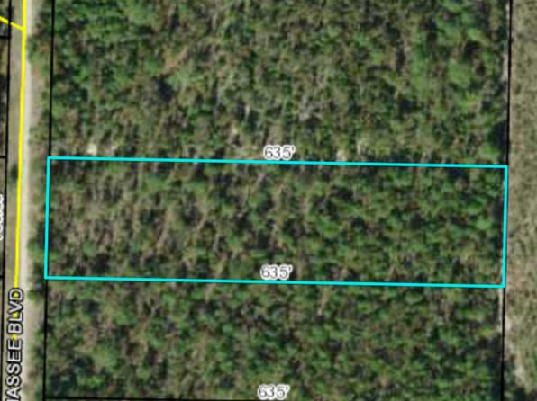 null bed null bath Vacant Land at  NW TALLAHASSEE BLVD FOUNTAIN, FL, 32466 is for sale at 15k - google static map