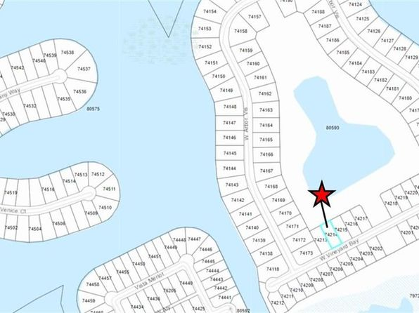 null bed null bath Vacant Land at 423 E Vineyard Bay Port O'Connor, TX, 77982 is for sale at 20k - 1 of 12