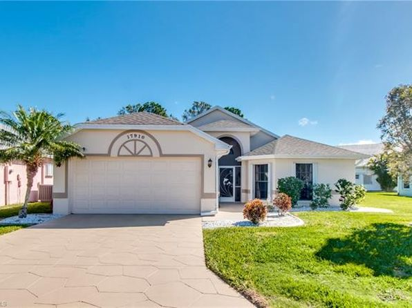 2 bed 2 bath Single Family at 17910 Antherium Ln North Fort Myers, FL, 33917 is for sale at 200k - 1 of 25