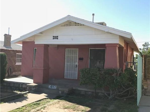 2 bed 1 bath Single Family at 3512 Louisville Ave El Paso, TX, 79930 is for sale at 80k - 1 of 16