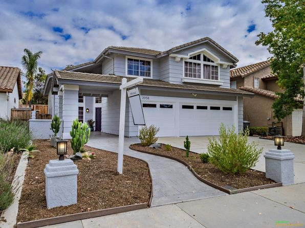 4 bed 3 bath Single Family at 2058 Ridgeline Ave Vista, CA, 92081 is for sale at 654k - 1 of 25