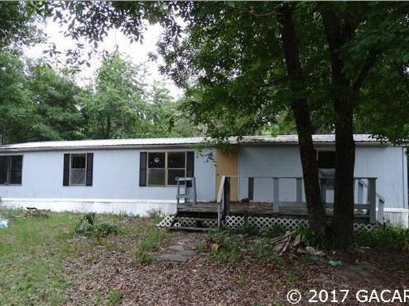 3 bed 2 bath Mobile / Manufactured at 122 Faye St Hawthorne, FL, 32640 is for sale at 18k - google static map