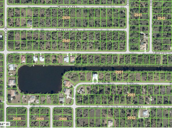null bed null bath Vacant Land at 2170 SEWARD ST PORT CHARLOTTE, FL, 33953 is for sale at 4k - 1 of 2