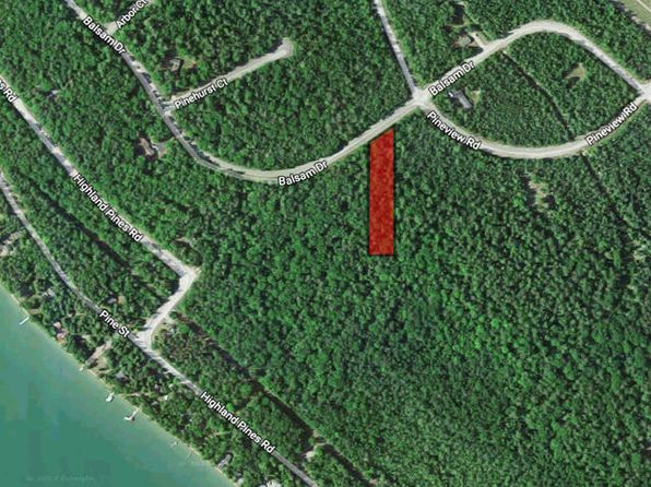 null bed null bath Vacant Land at  Balsam Dr Presque Isle, MI, 49777 is for sale at 2k - 1 of 24