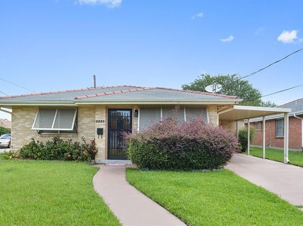 3 bed 2 bath Single Family at 3531 42nd St Metairie, LA, 70001 is for sale at 228k - 1 of 12