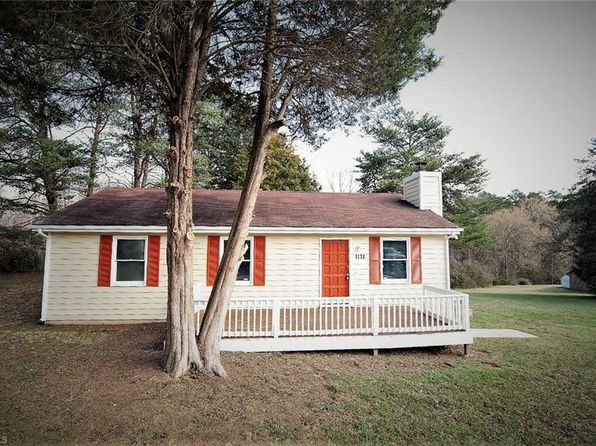 3 bed 1.5 bath Single Family at 1171 Salem Lake Rd Winston Salem, NC, 27107 is for sale at 100k - 1 of 19