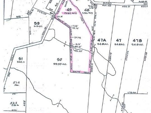 null bed null bath Vacant Land at 0 Barbs Hill Rd Foster, RI, 02825 is for sale at 110k - 1 of 4