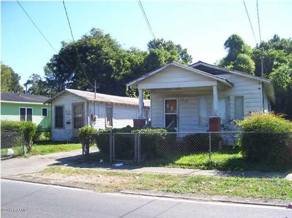 3 bed 2 bath Single Family at 512 12th St Lafayette, LA, 70501 is for sale at 60k - 1 of 4