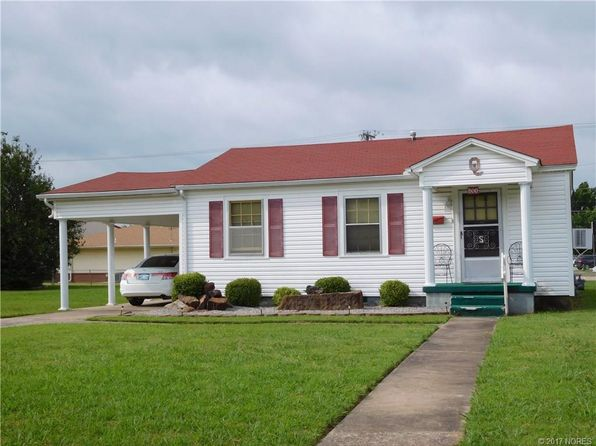 3 bed 1 bath Single Family at 800 E Cherokee Ave McAlester, OK, 74501 is for sale at 79k - 1 of 4