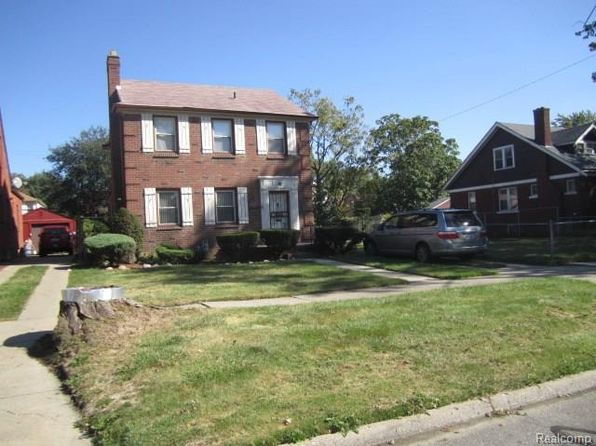 3 bed 1.5 bath Single Family at 14926 Mark Twain St Detroit, MI, 48227 is for sale at 57k - 1 of 19
