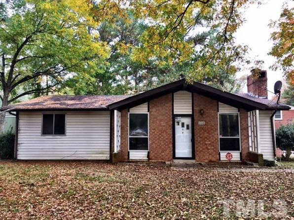 3 bed 1 bath Single Family at 808 Fitzgerald Dr Raleigh, NC, 27610 is for sale at 103k - 1 of 4
