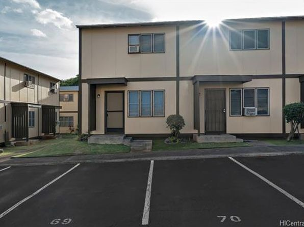 2 bed 2 bath Townhouse at 98-1268 Hoohiki Pl Pearl City, HI, 96782 is for sale at 379k - 1 of 14