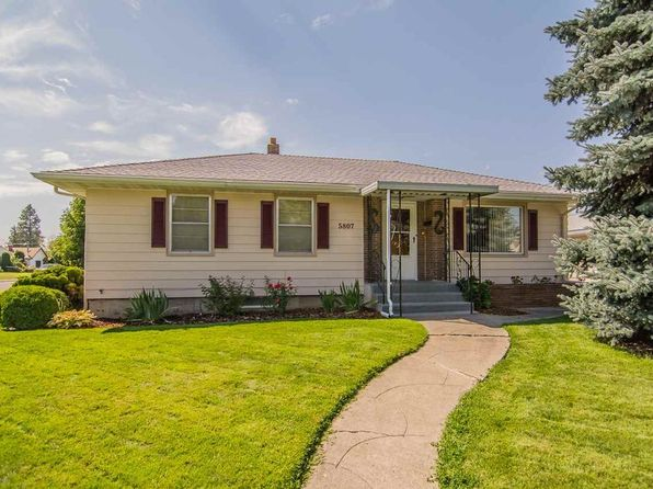 4 bed 2 bath Single Family at 5807 N Stevens St Spokane, WA, 99205 is for sale at 175k - 1 of 20