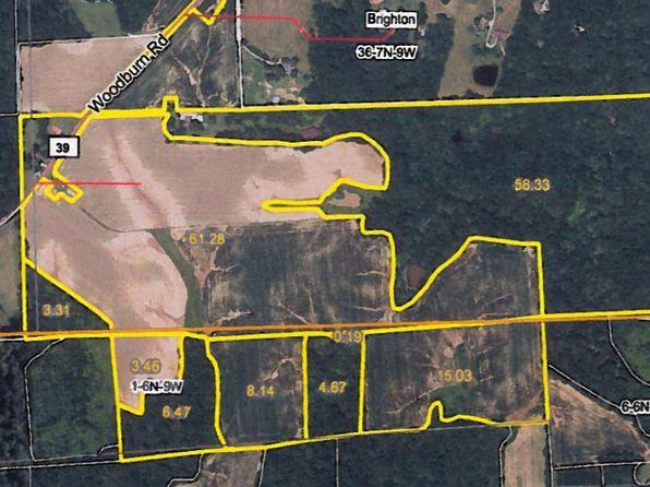 Bunker Hill Illinois Map.3660 Shipman Cutoff Rd Bunker Hill Il 62014 Zillow