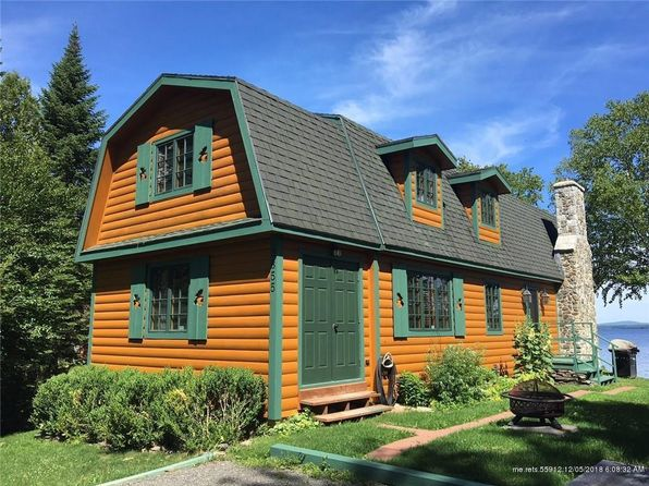 Groovy Maine Waterfront Homes For Sale 676 Homes Zillow Home Interior And Landscaping Ologienasavecom