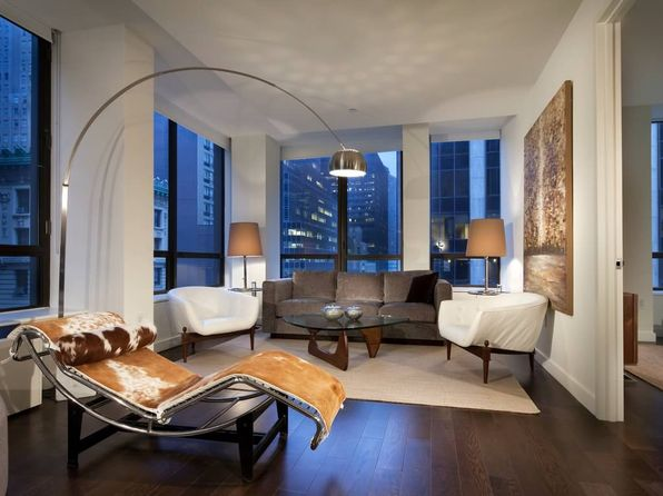 Apartments For Rent In Financial District New York