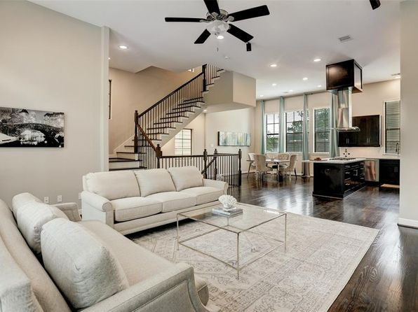 Soaring High Ceilings Houston Real