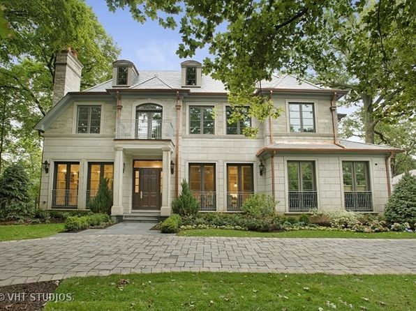 724 vernon ave glencoe il 60022 zillow for Luxury home exteriors