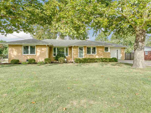 Brick Gas Fireplace - Wichita Real Estate - Wichita KS Homes For ...