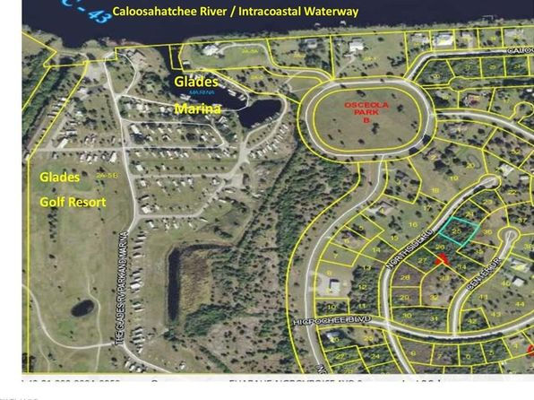 Moore Haven Florida Map.Indian Hills Moore Haven Real Estate Moore Haven Fl Homes For