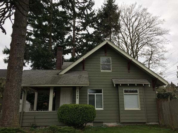 Houses For Rent In Tacoma Wa 106 Homes Zillow