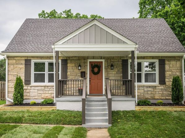 Stone Exterior - Louisville Real Estate - Louisville KY Homes For ...