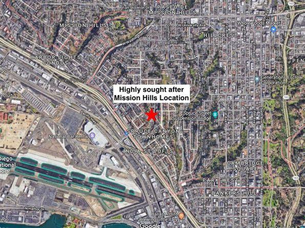 Vacant Lot Hillcrest Real Estate Hillcrest San Diego Homes For