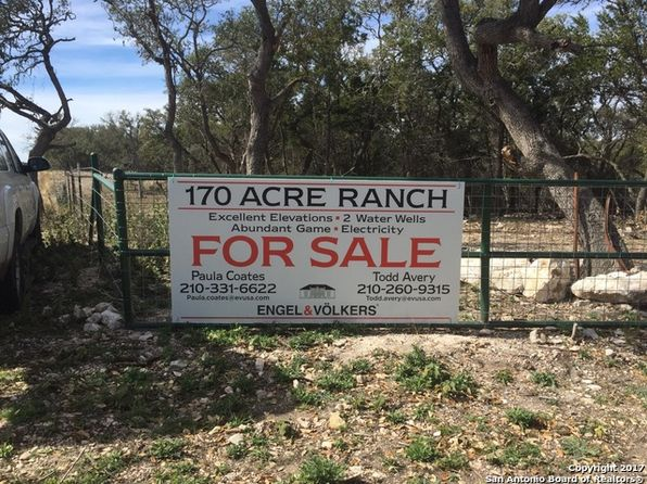 Homes For Sale On Pr  Hondo Tx