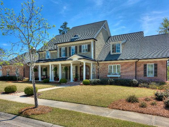 Columbia County GA Waterfront Homes For Sale