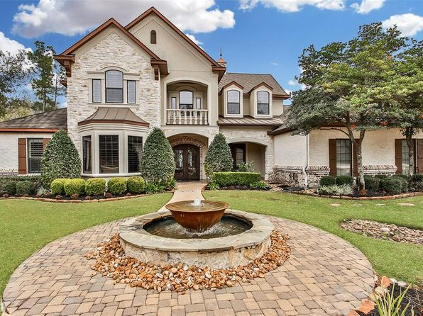 Heated Pool Spa Spring Real Estate Spring Tx Homes For Sale Zillow