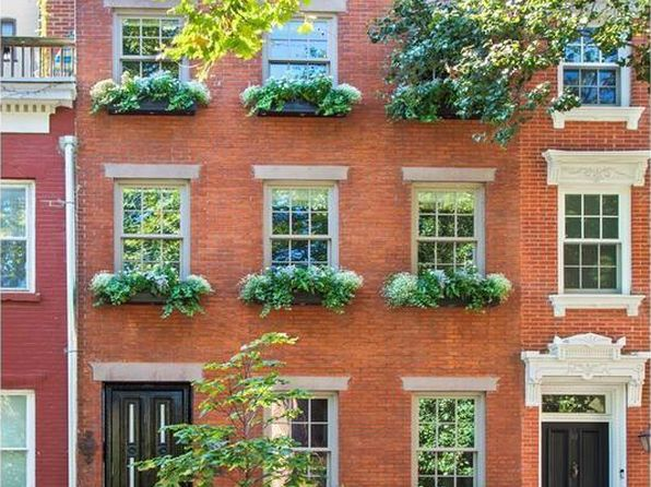 Historic Brownstone District - NY Real Estate - New York