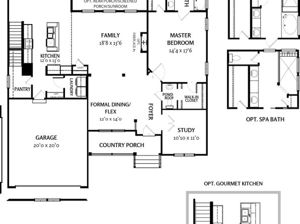 First Floor Master - Chesterfield Real Estate - Chesterfield ...