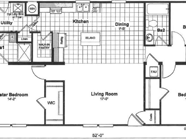 Large Floor Plan - Buckeye Real Estate - Buckeye AZ Homes ... on sloped lot floor plans, zero lot line home, huge master suite house plans, zero-entry house plans, zero lot line design,