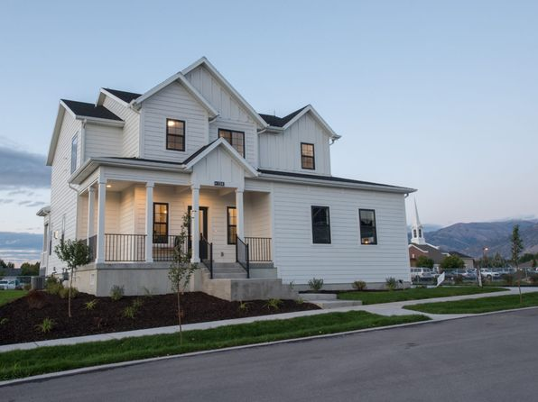 New Construction Homes In Utah Zillow