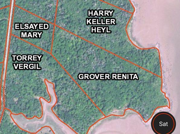 Harrington Maine Map.Lords Is Lot 14 Harrington Me 04643 Zillow
