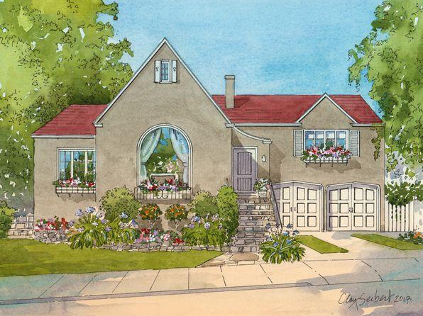 Landscaped Homes landscaped yard - oakland real estate - oakland ca homes for sale