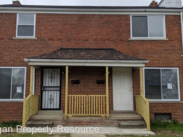Houses For Rent in Detroit MI - 681 Homes | Zillow