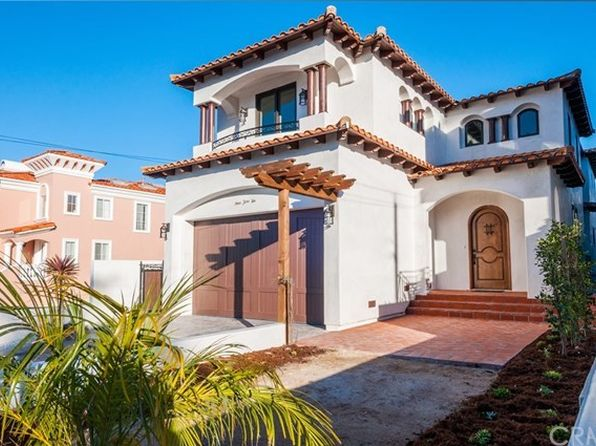 Spanish style house redondo beach real estate redondo for Spanish style homes for sale