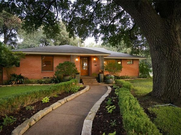 mid century modern - dallas real estate - dallas tx homes for sale