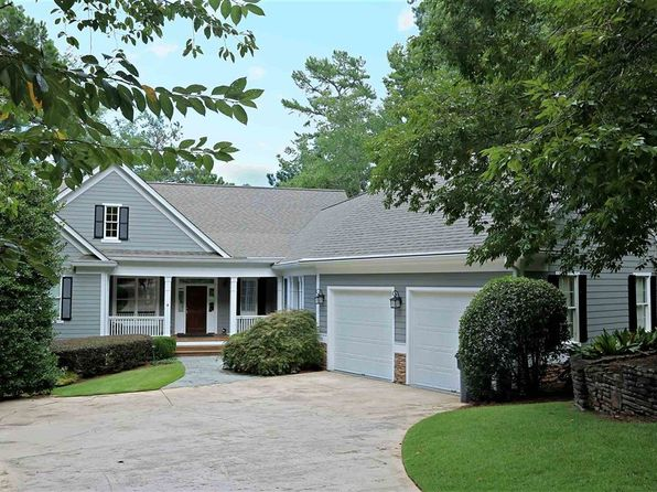 Golf Course Home In Reynolds Plantation On Lake ...