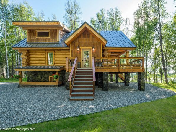 for sale best here alaska i bedroom cabins pin in come log
