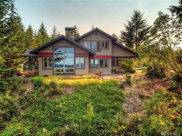 Lilliwaup WA Waterfront Homes For Sale - 15 Homes | Zillow